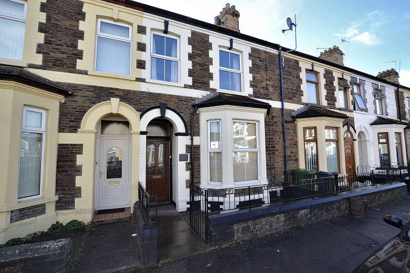 3 Bedrooms Terraced House for sale in Penhevad Street, Grangetown, Cardiff. CF11 7LS