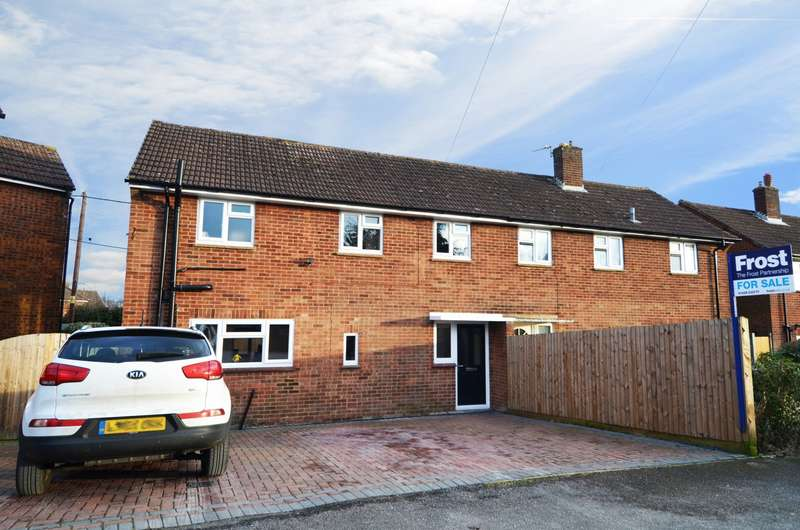 3 Bedrooms Semi Detached House for sale in Ring Road, Flackwell Heath, High Wycombe, HP10