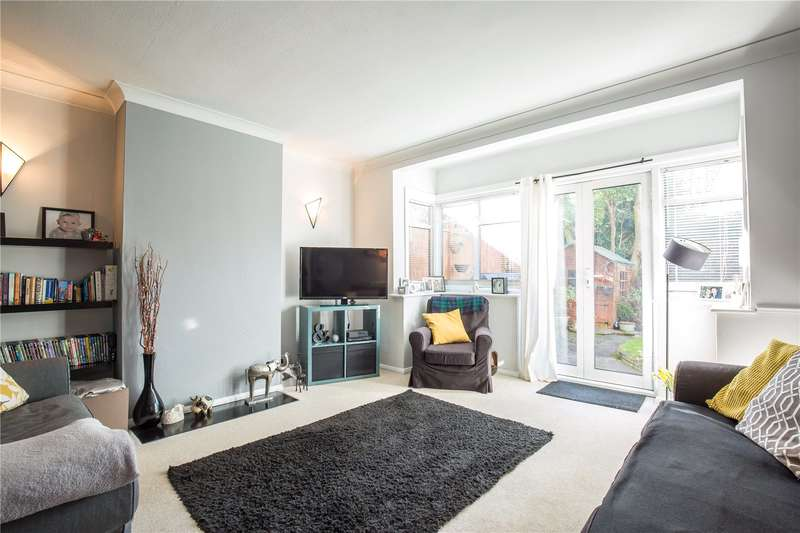 2 Bedrooms Maisonette Flat for sale in The Glade, Winchmore Hill, London, N21