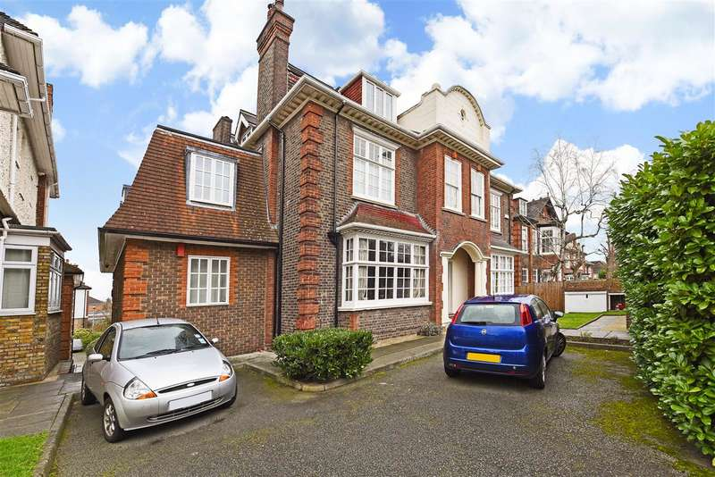 1 Bedroom Apartment Flat for sale in Fernhill Place, Chartfield Avenue, London