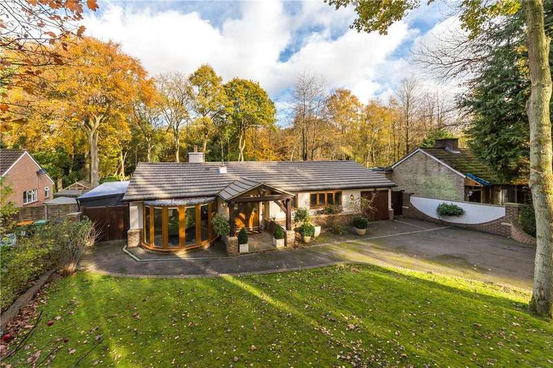 3 Bedrooms Detached Bungalow for sale in Oldhill Wood, Studham, Dunstable, Bedfordshire