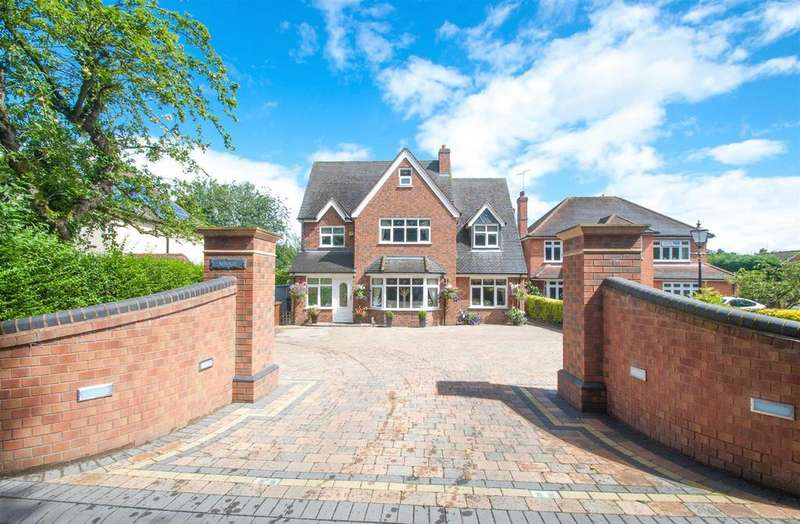4 Bedrooms House for sale in The Green, Whittington
