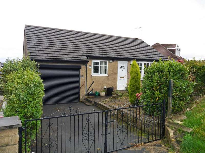 2 Bedrooms Detached Bungalow for sale in Beacon Road, Bradford