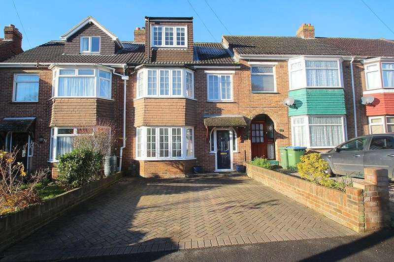 4 Bedrooms Terraced House for sale in Leigh Road, Fareham