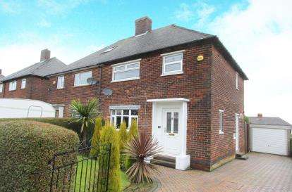 3 Bedrooms Semi Detached House for sale in Hayfield Drive, Sheffield, South Yorkshire