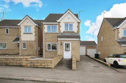 3 Bedrooms Detached House for sale in Peakstone Mews, Rawmarsh, Rotherham, South Yorkshire