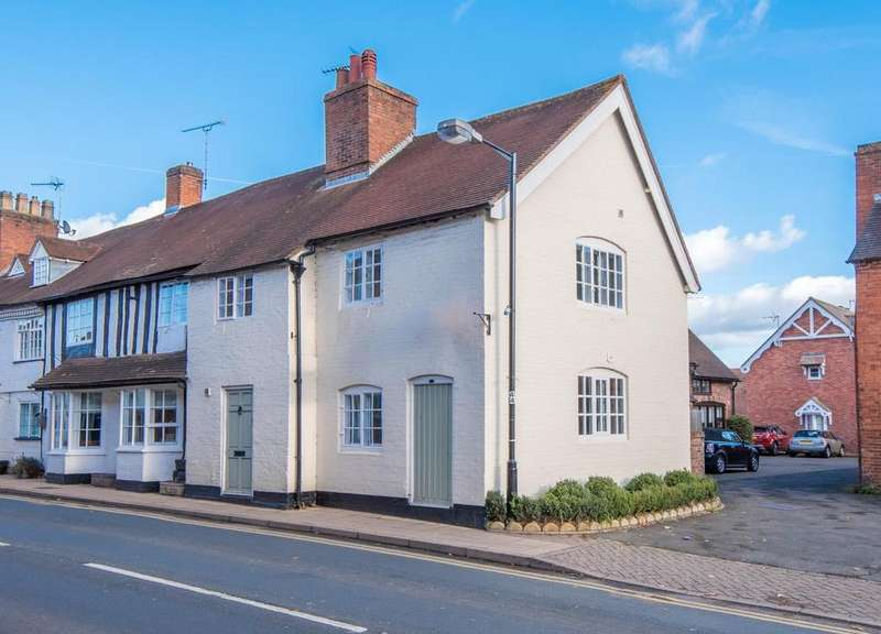 3 Bedrooms Town House for sale in High Street, Henley-In-Arden