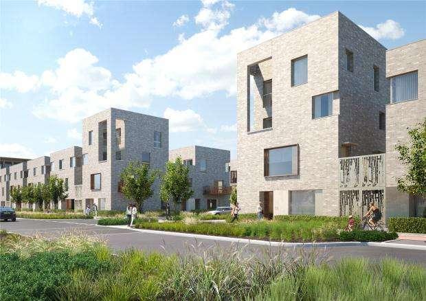1 Bedroom Apartment Flat for sale in Eddington Avenue, Cambridge, Cambridgeshire