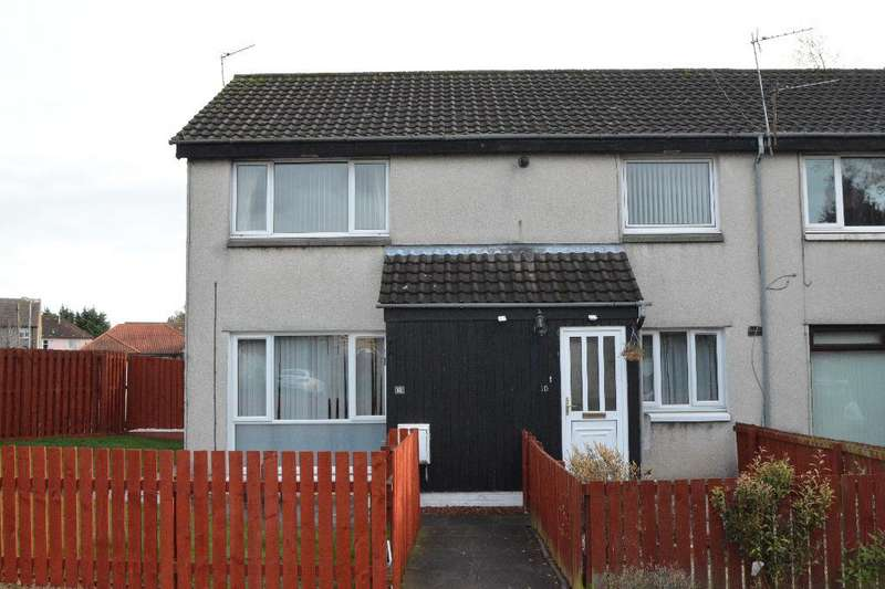 2 Bedrooms Flat for sale in Friendship Gardens, Carronshore, Falkirk, FK2 8HY