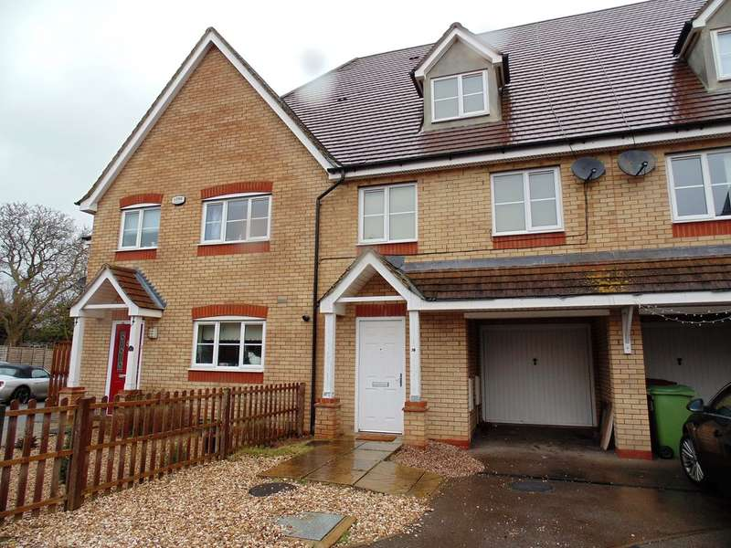 3 Bedrooms Semi Detached House for rent in Mansfield Way, Irchester