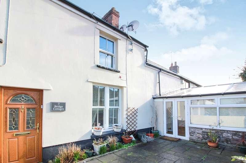 2 Bedrooms Terraced House for sale in Merthyr Road, Llanfoist, Abergavenny, NP7