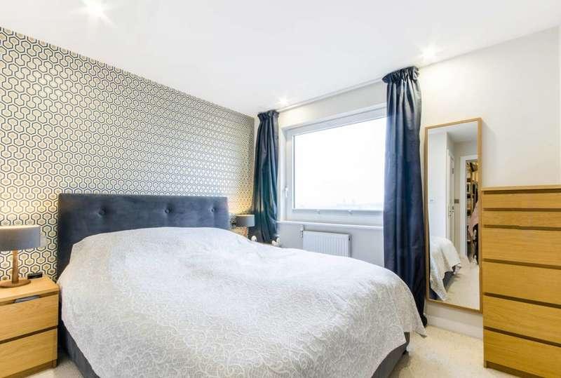 2 Bedrooms Flat for rent in Wharf Street, Deptford, SE8