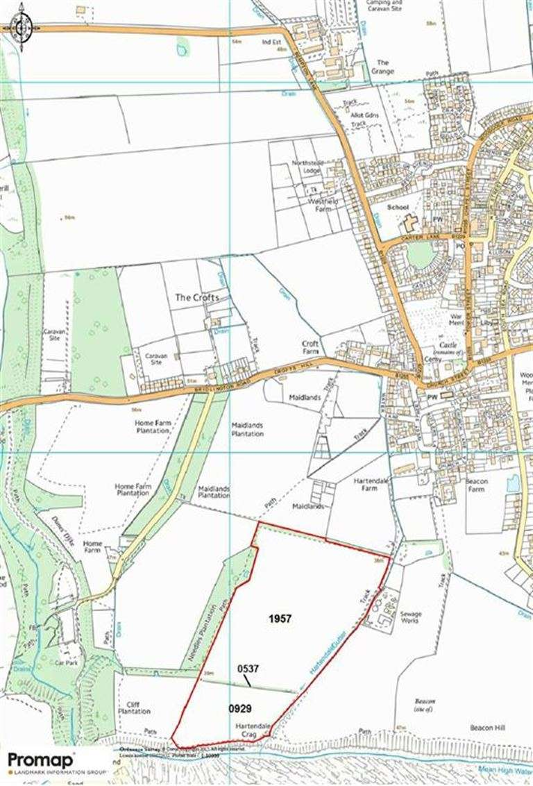 Property for sale in Off West Street, Flamborough, East Yorkshire