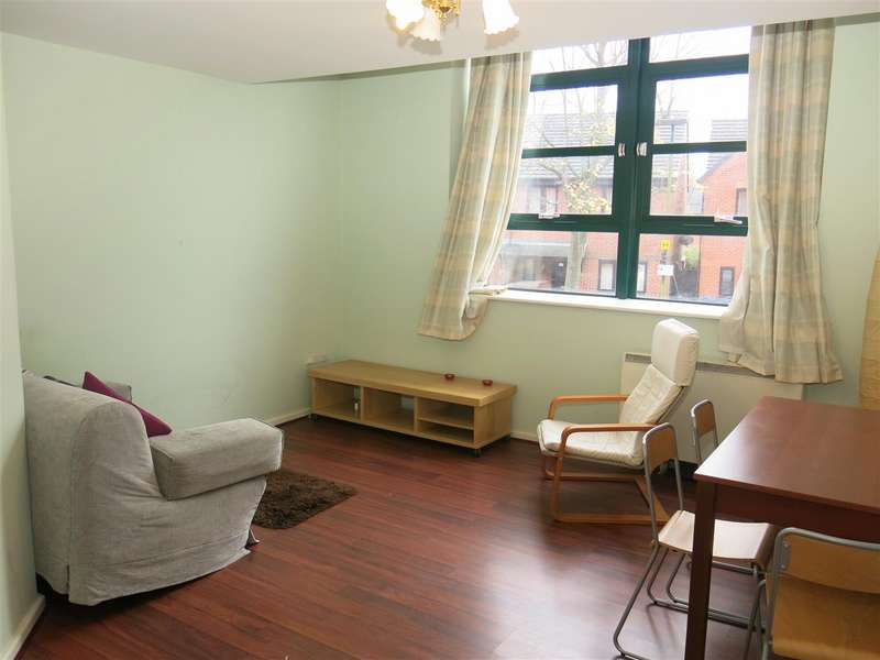 2 Bedrooms Apartment Flat for sale in Goodman Street, Birmingham