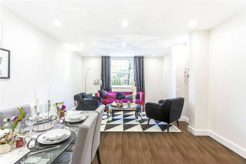 2 Bedrooms Flat for sale in High Road, Whetstone