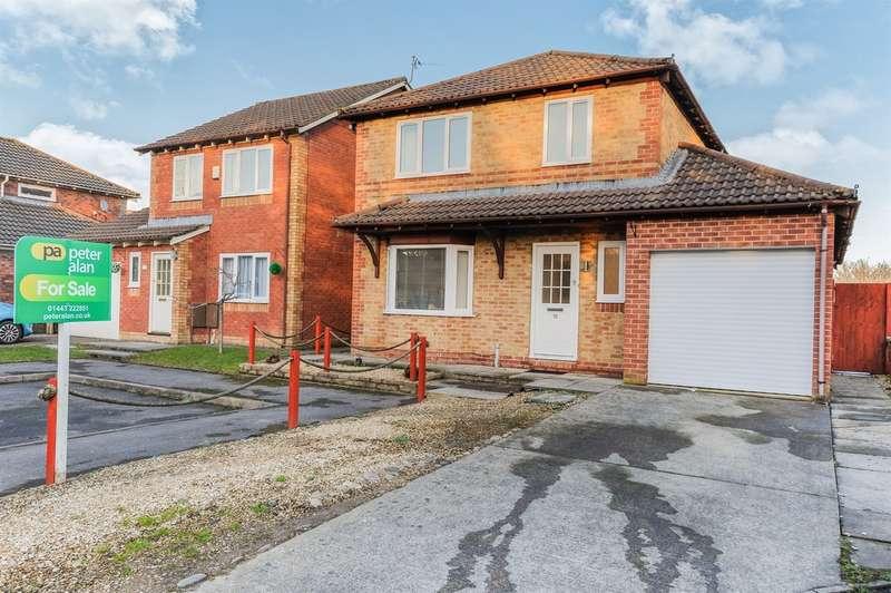 4 Bedrooms Detached House for sale in Viburnum Rise, Llantwit Fardre, Pontypridd