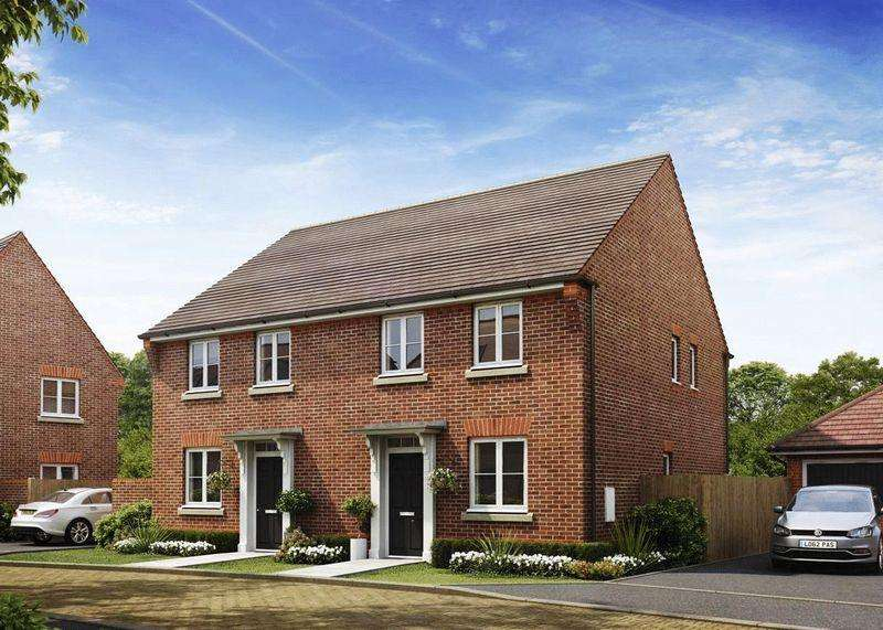 2 Bedrooms Detached House for sale in Plot 21, The Kedlestone, Abbotts Meadow, Steventon