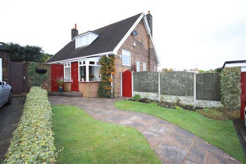 2 Bedrooms Detached House for sale in Hilltop Road, Rainford, St Helens, WA11