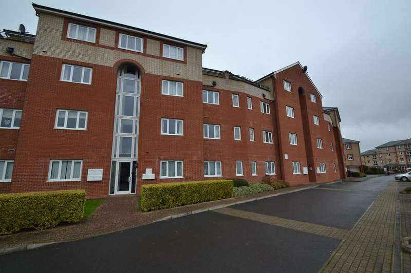 2 Bedrooms Apartment Flat for sale in Orleigh Mill Court, Mills Way