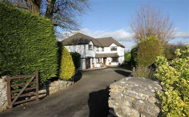 5 Bedrooms Detached House for sale in Llysworney, Cowbridge