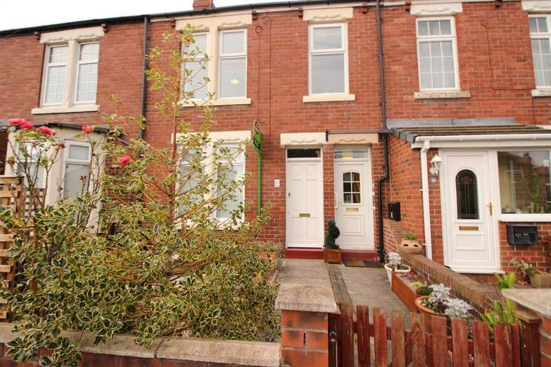 2 Bedrooms Flat for sale in Park Terrace, West Moor, Newcastle Upon Tyne