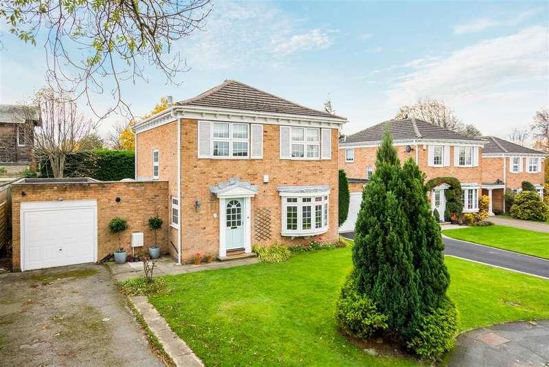 4 Bedrooms Detached House for sale in The Grange Road, Leeds