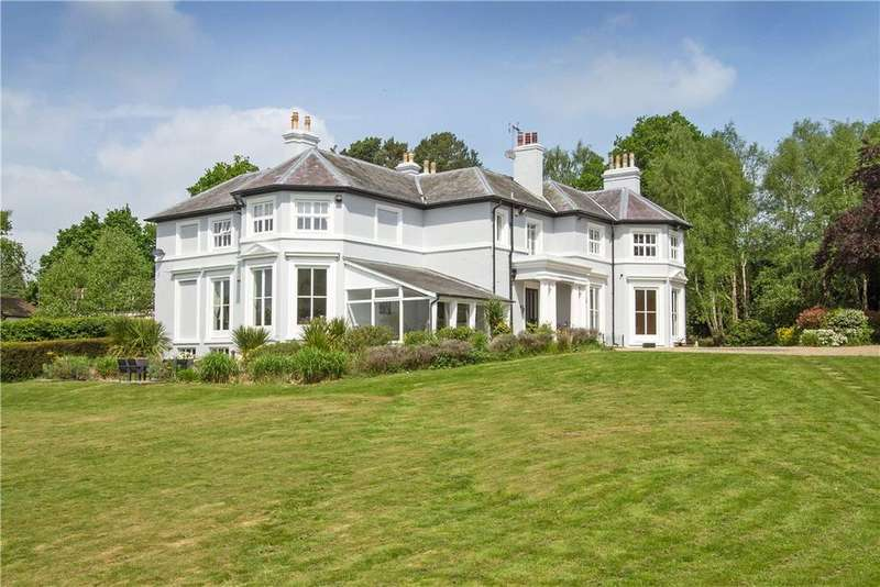 8 Bedrooms Detached House for sale in Turners Hill Road, Crawley Down, Crawley, West Sussex, RH10