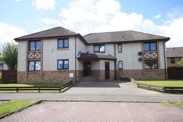 2 Bedrooms Flat for sale in Morar Place, Grangemouth