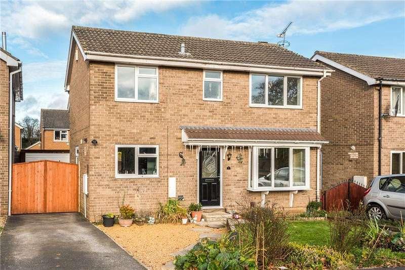 4 Bedrooms Detached House for sale in Newtondale Close, Knaresborough, North Yorkshire