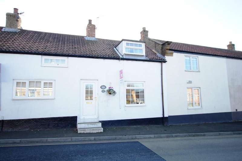 2 Bedrooms Cottage House for sale in Main Street, Cayton, Scarborough