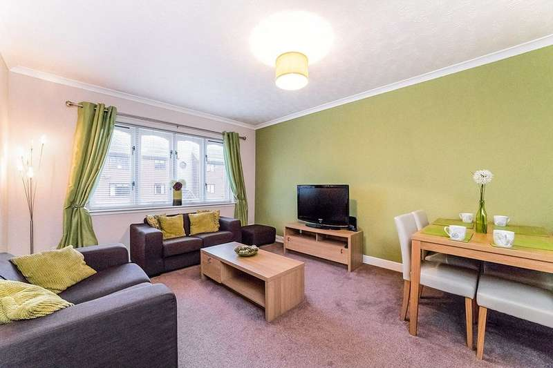 1 Bedroom Flat for sale in Bairns Ford Avenue, Falkirk, FK2
