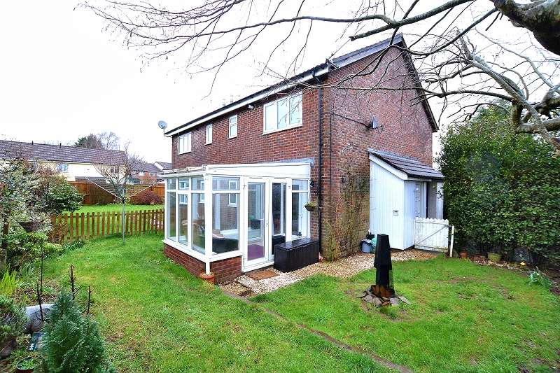 1 Bedroom Semi Detached House for sale in Oakridge , Thornhill, Cardiff. CF14 9BX