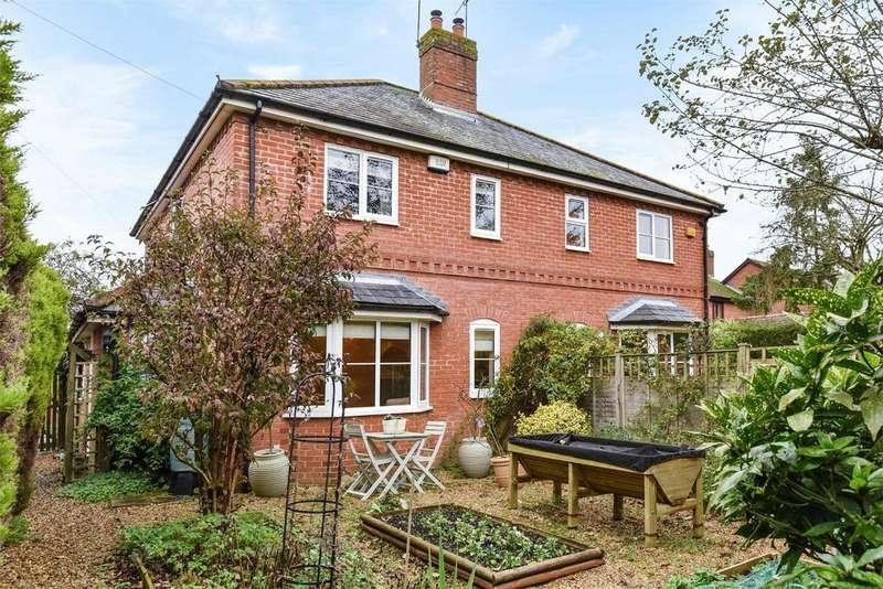 3 Bedrooms Semi Detached House for sale in Cheriton, Alresford, Hampshire