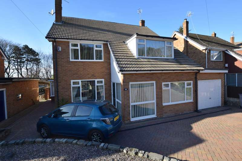 4 Bedrooms Detached House for sale in Westwood Road, Prenton