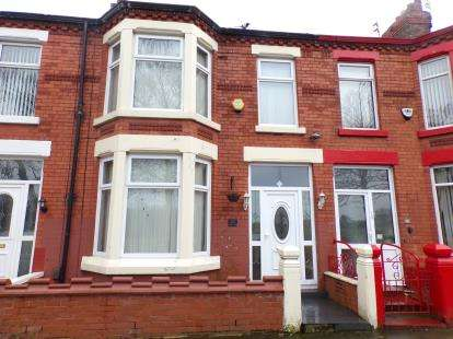 3 Bedrooms Terraced House for sale in Haggerston Road, Walton, Liverpool, Merseyside, L4