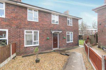 3 Bedrooms Semi Detached House for sale in Chestnut Avenue, Acton, Wrexham, Wrecsam, LL12