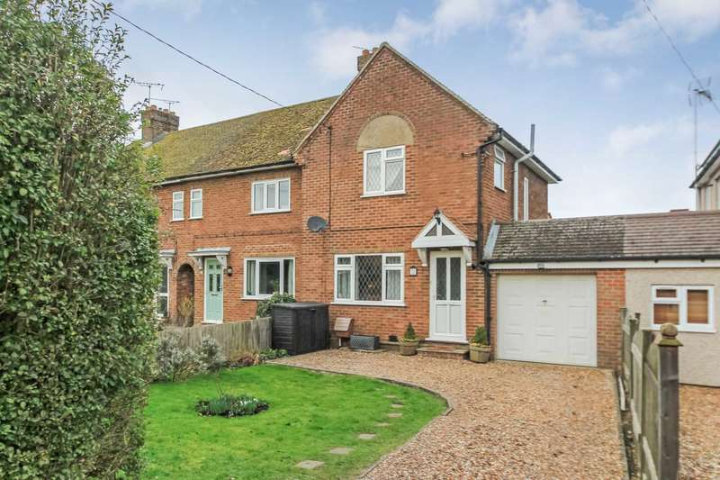 3 Bedrooms End Of Terrace House for sale in Winslow Road, Wingrave