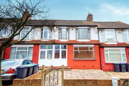 3 Bedrooms Terraced House for sale in Bexhill Road, Arnos Grove, London, .