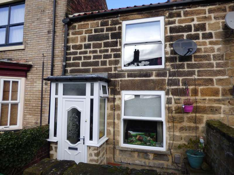2 Bedrooms Terraced House for sale in High Street, Lazenby