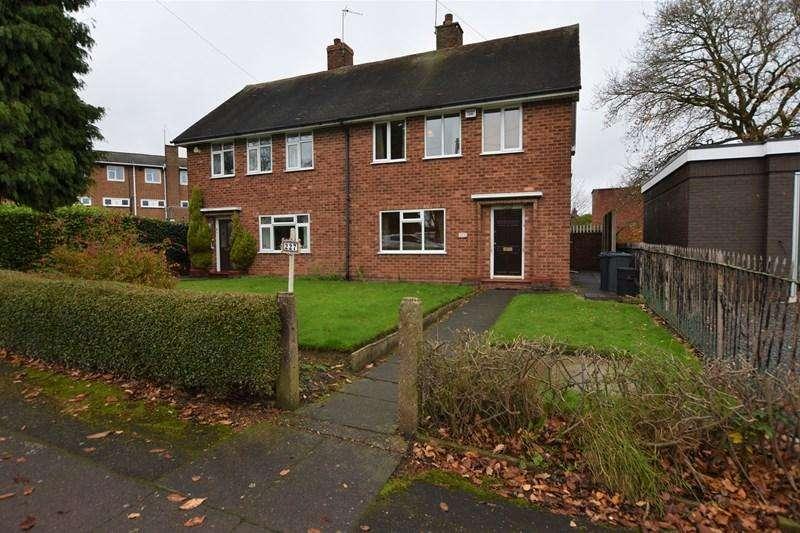 3 Bedrooms Semi Detached House for sale in Ridgacre Road, Birmingham