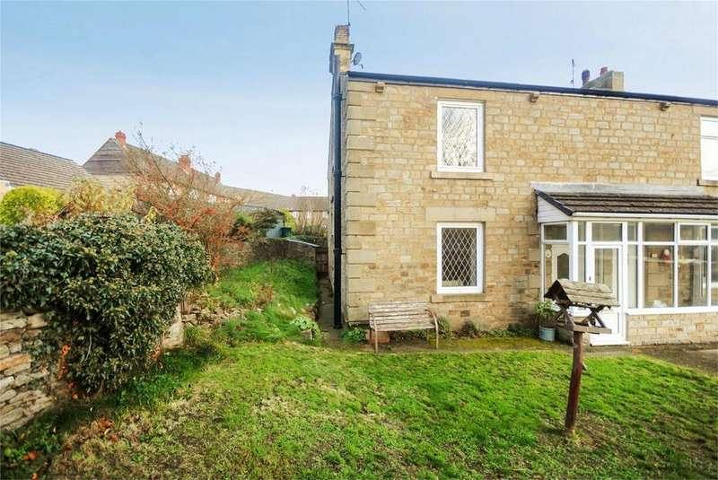 3 Bedrooms Semi Detached House for sale in Westcroft, Stanhope, Bishop Auckland, County Durham