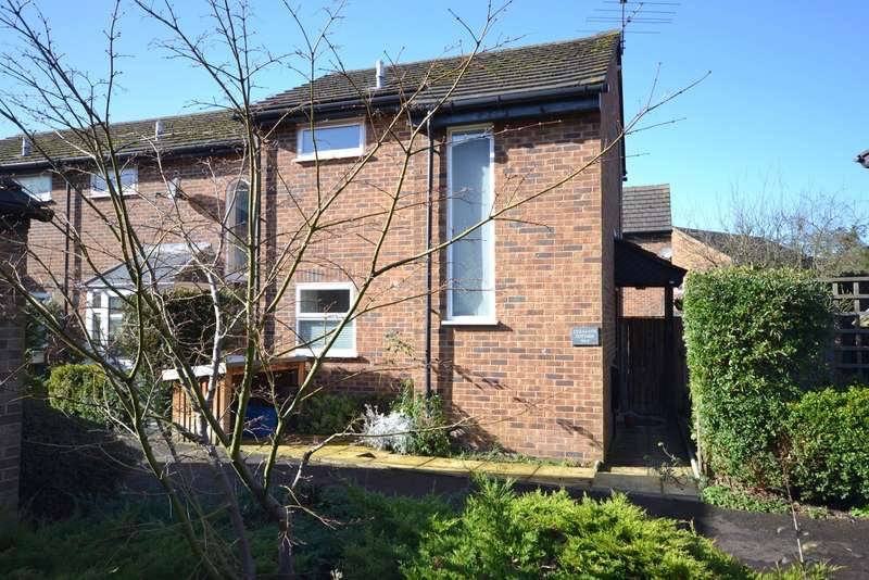 2 Bedrooms End Of Terrace House for sale in Ham