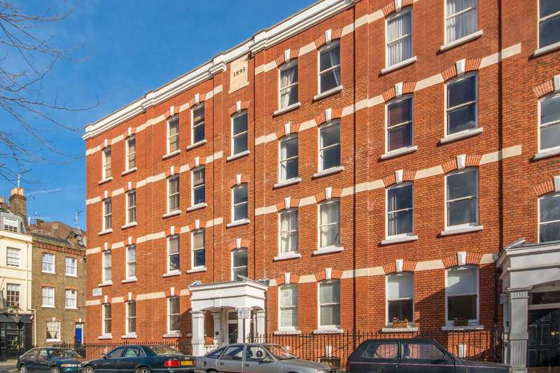 1 Bedroom Flat for sale in Shroton Street, Marylebone, NW1