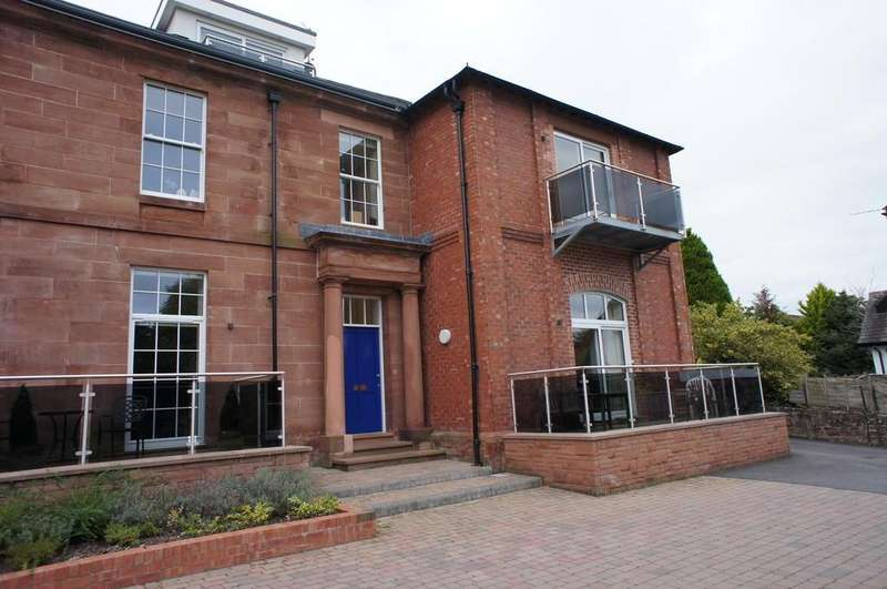 2 Bedrooms Ground Flat for sale in Lime House, The Green, Wetheral