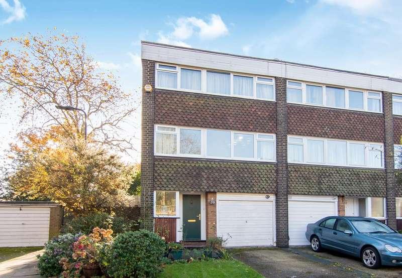 4 Bedrooms House for sale in Heronsforde, Ealing