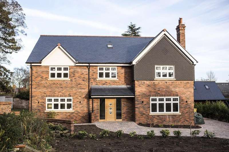 5 Bedrooms Detached House for sale in Bluebell Gardens, Woodfield Gardens, Hessle