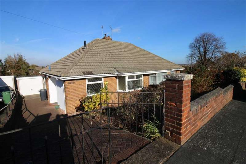 2 Bedrooms Semi Detached Bungalow for sale in Highfield Mount, Thornhill, Dewsbury