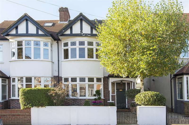 4 Bedrooms House for sale in The Risings, London, E17