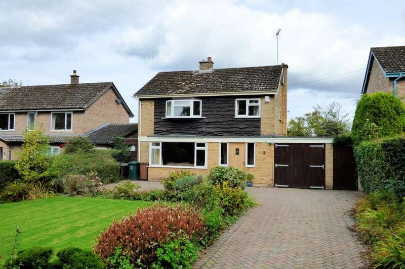 4 Bedrooms Detached House for sale in St Mary's Close, Newton Solney