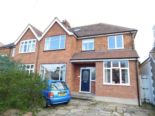 6 Bedrooms Semi Detached House for sale in Raeburn Avenue, Surbiton